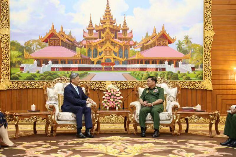 缅甸北部爆发武装冲突 19人死亡2000人逃难